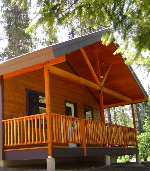 The Family Cabins