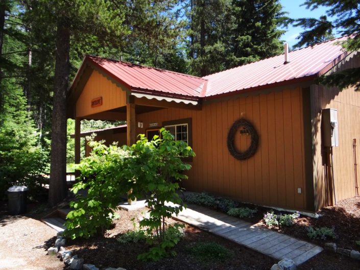 The Antelope Cabin
